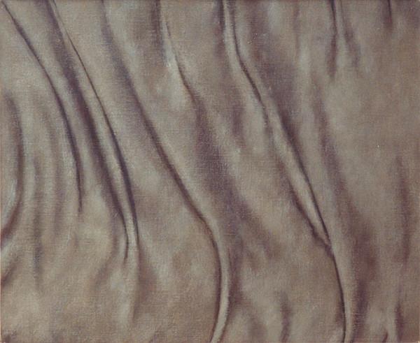 Italienskt landskap. Olja, 40x35, 2000.
