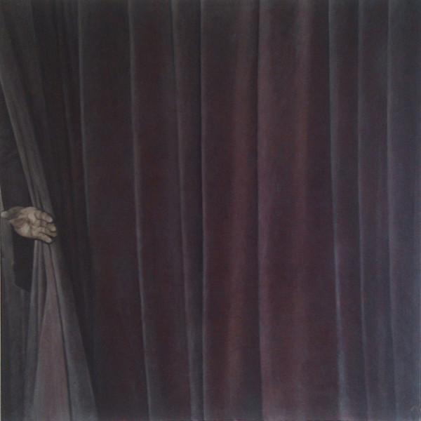 Utan titel. Olja, 80x80, 1994.