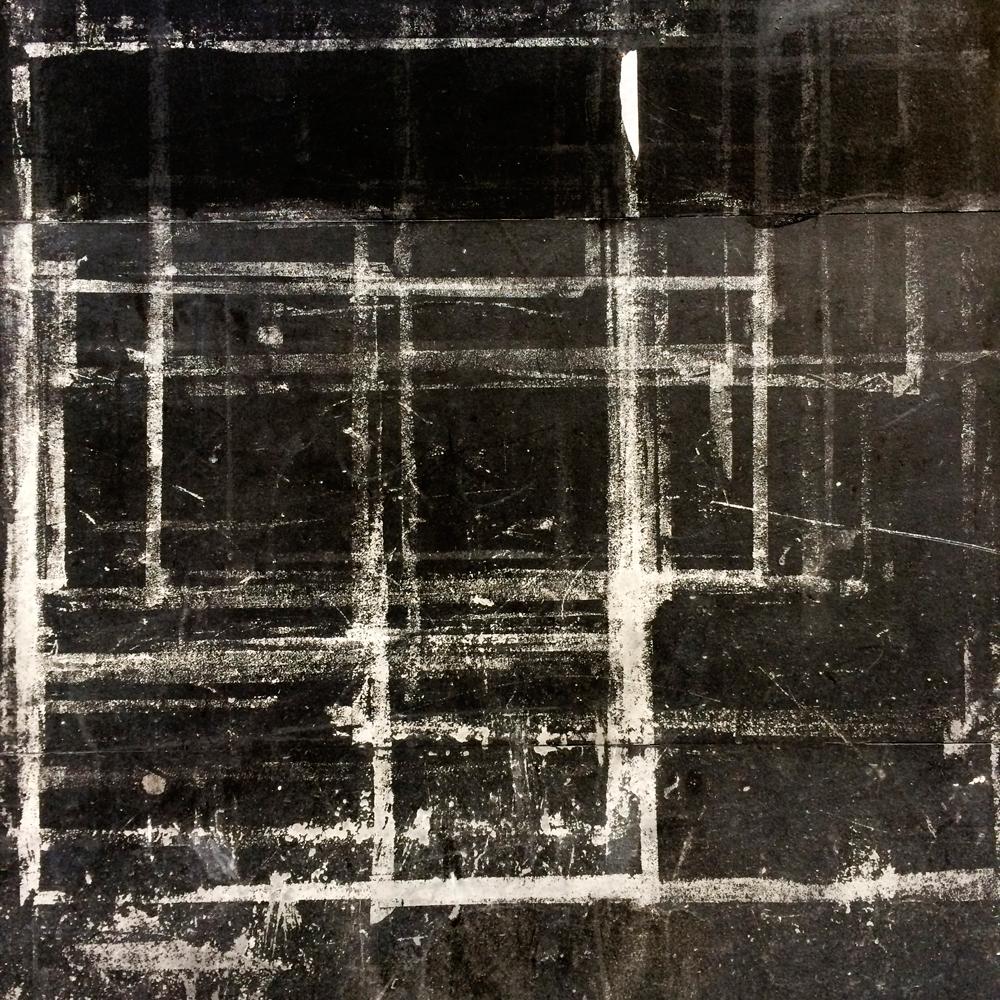 Svart kvadrat, 2017. Fotogfrafi, 20 x 20.