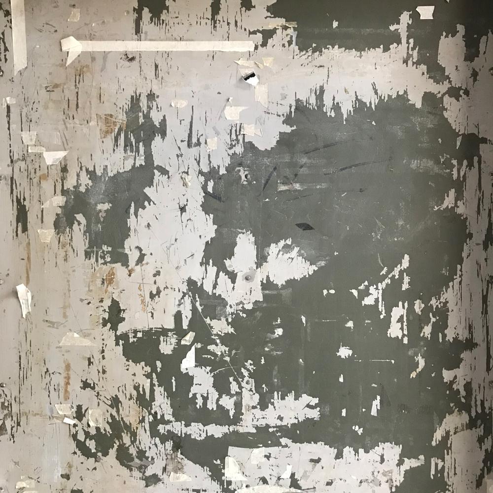 Grå och grön, 2018. Fotografi, 20 x 20.
